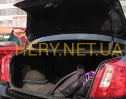 Багажник Лачетти